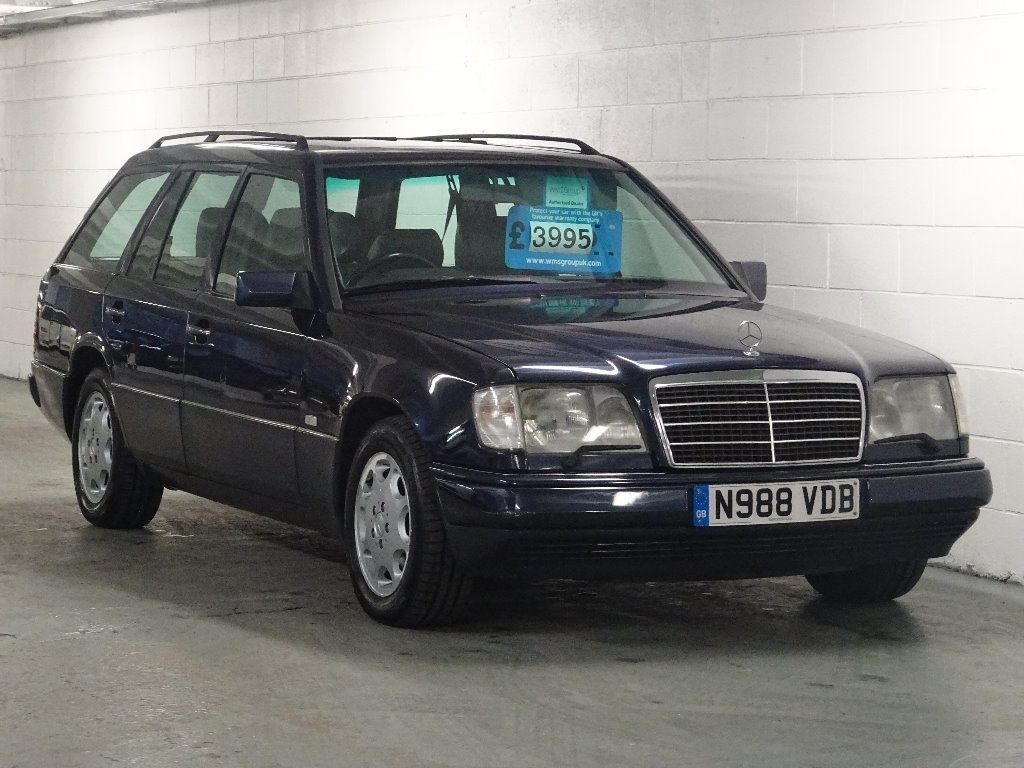 Mercedes-Benz E Class Estate 3.2 E320 5dr