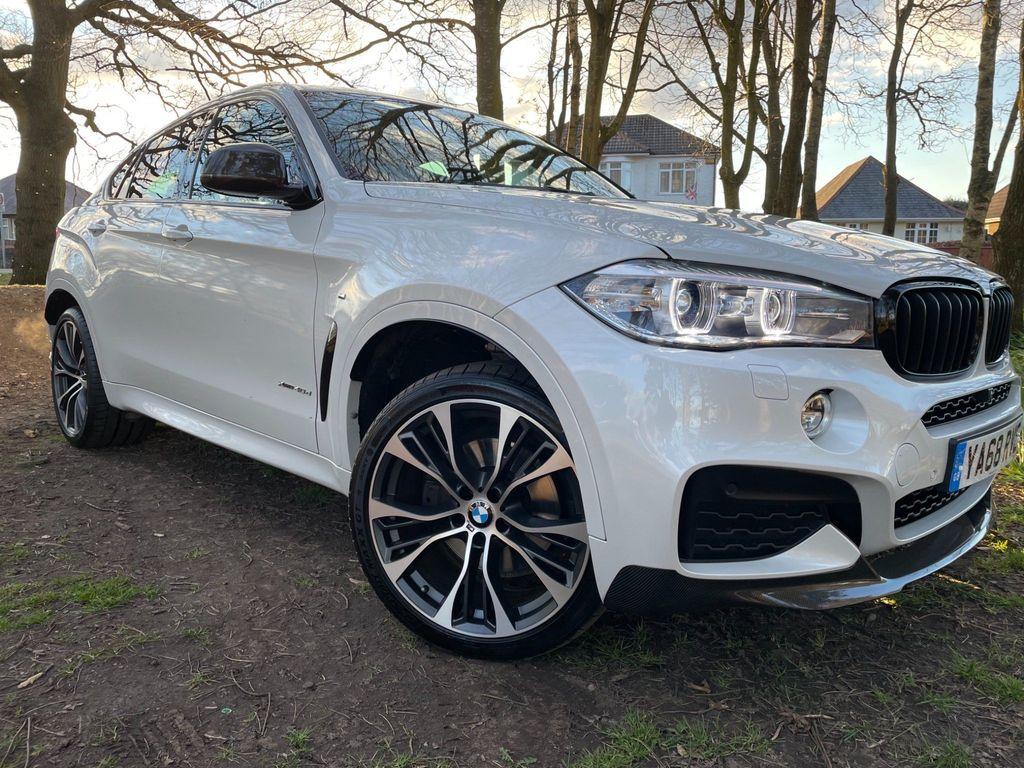 BMW X6 SUV 3.0 40d M Sport Edition Auto xDrive (s/s) 5dr