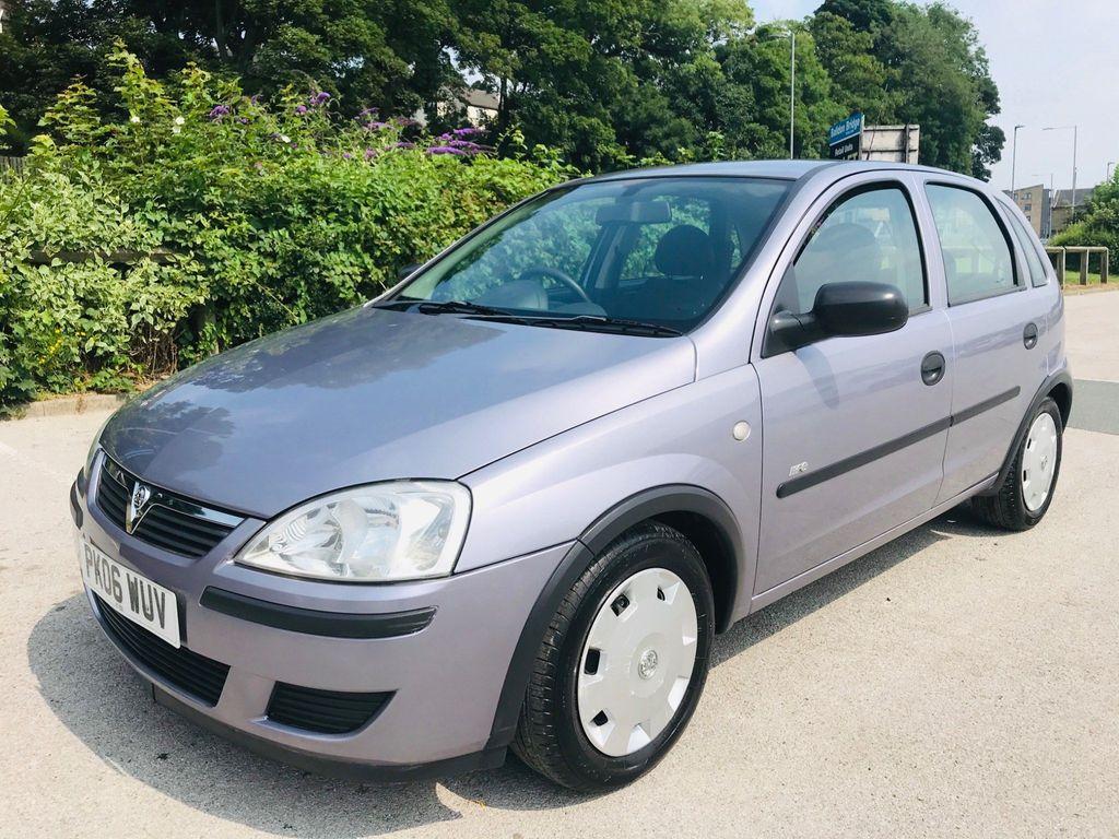 Vauxhall Corsa Hatchback 1.0 i Life 5dr