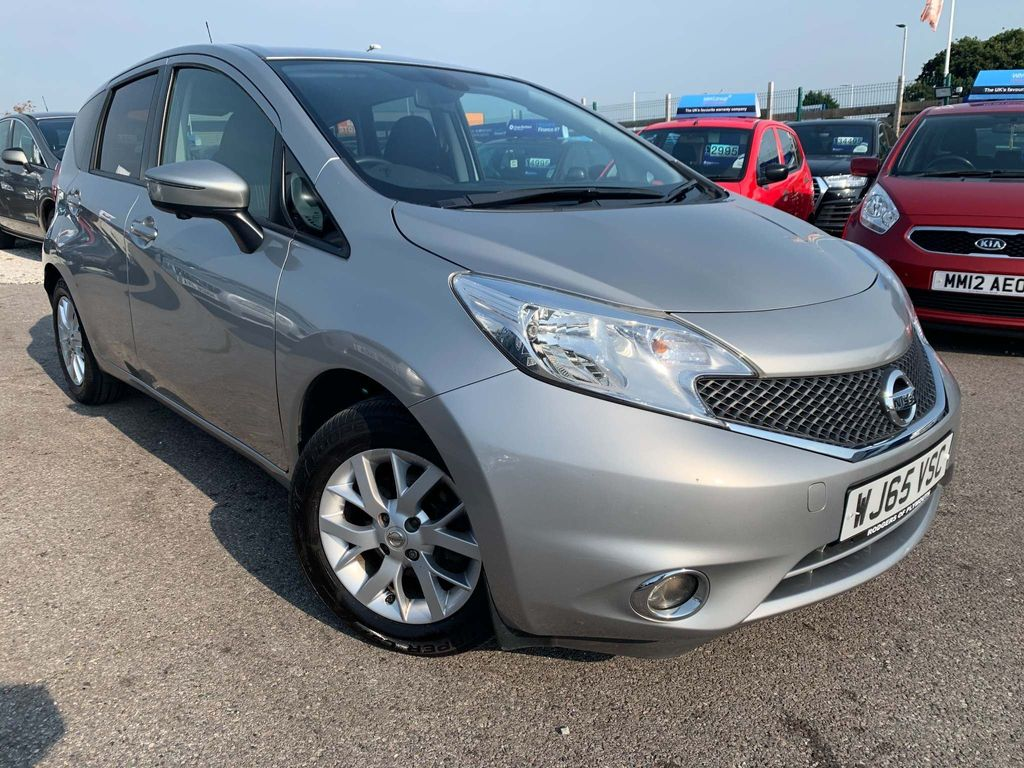Nissan Note Hatchback 1.5 dCi Acenta Premium (Safety & Style Pack) 5dr