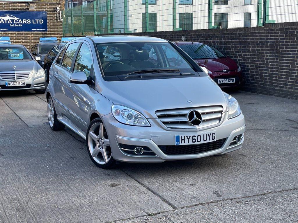 Mercedes-Benz B Class Hatchback 1.5 B160 BlueEFFICIENCY Sport 5dr