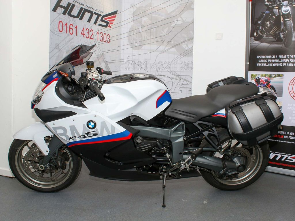 BMW K1300S Super Sports K1300S Motorsport Editon