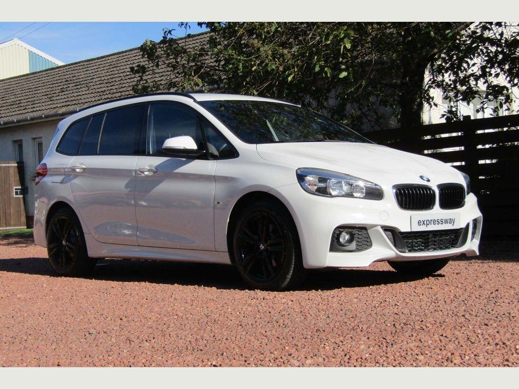 BMW 2 Series Gran Tourer MPV 2.0 218d M Sport Gran Tourer (s/s) 5dr