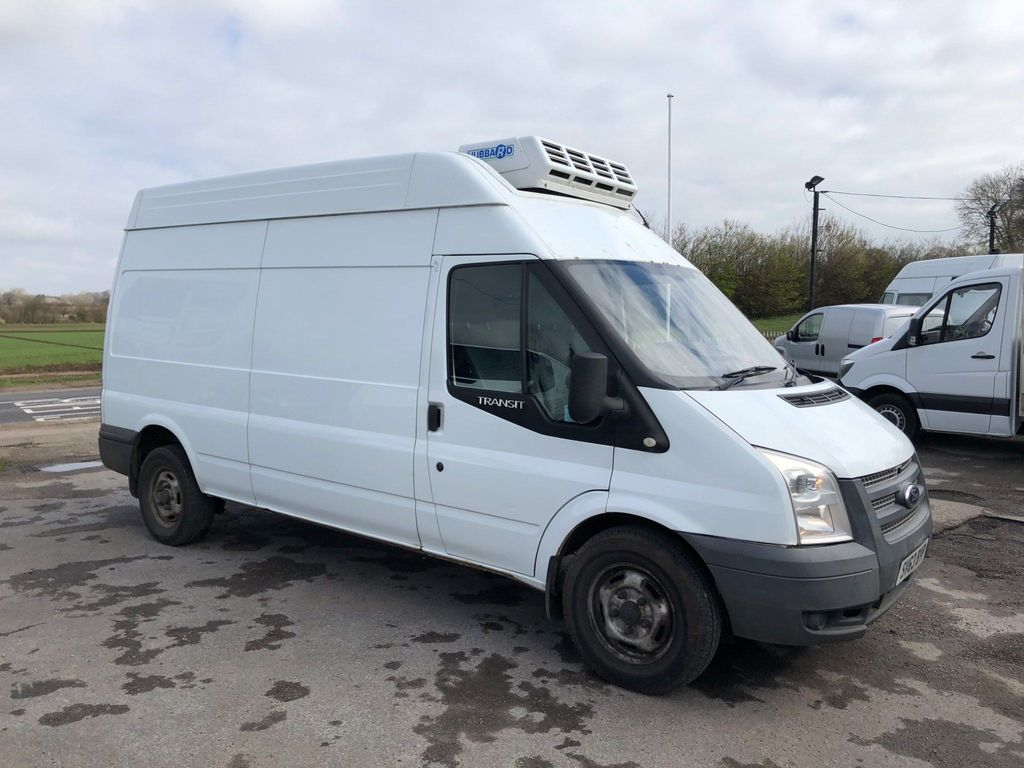 Ford Transit Temperature Controlled 2.2 Lwb High Roof Chiller Van