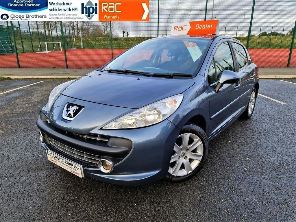 Peugeot 207 Hatchback 1.6 16v SE 5dr