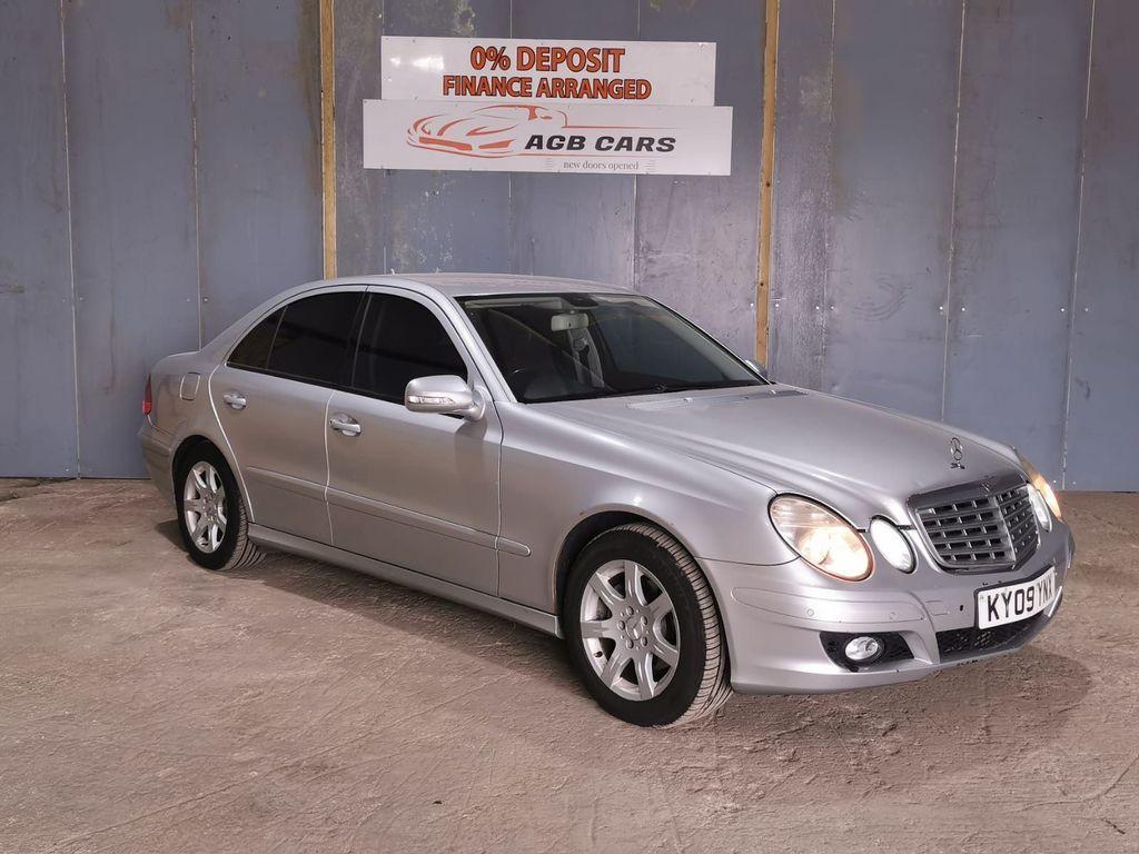 Mercedes-Benz E Class Saloon 3.0 E280 CDI SE (Executive) G-Tronic 4dr