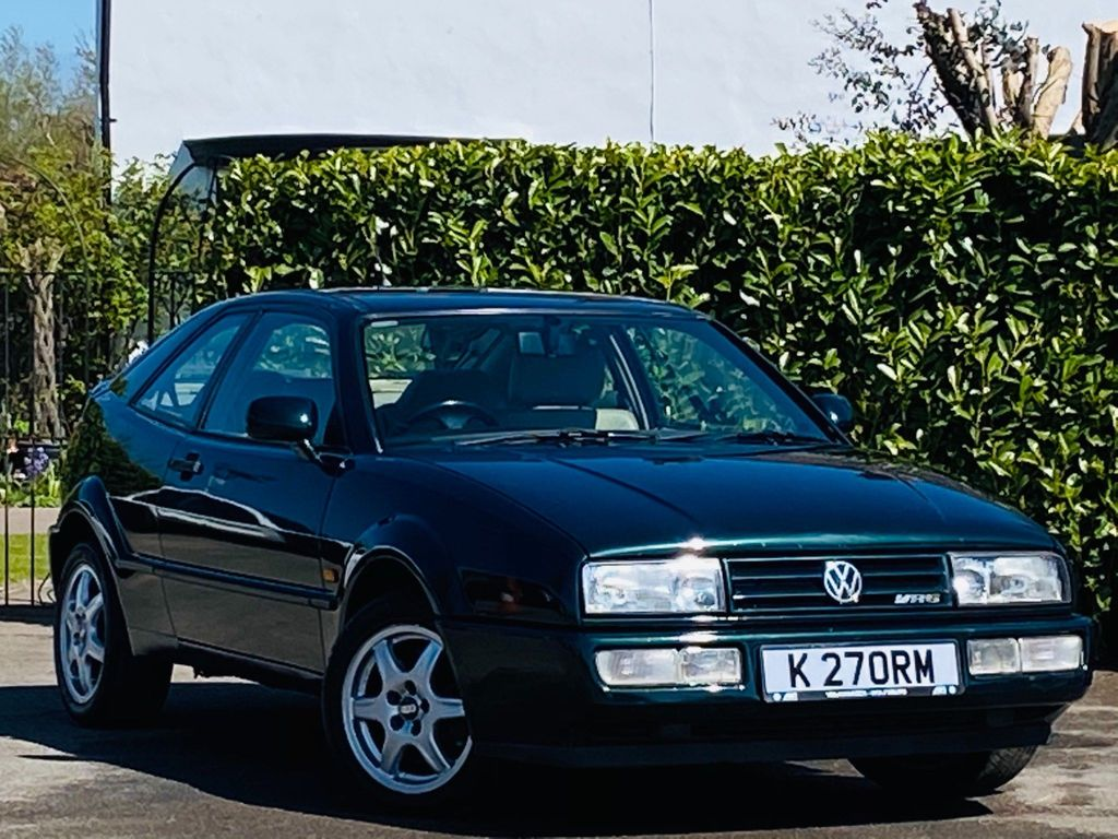 Volkswagen Corrado Coupe 2.9 Storm Limited Edition 3dr