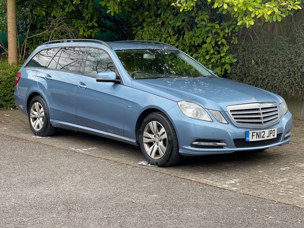 Mercedes-Benz E Class Estate 2.1 E220 CDI BlueEFFICIENCY SE Edition 125 G-Tronic (s/s) 5dr