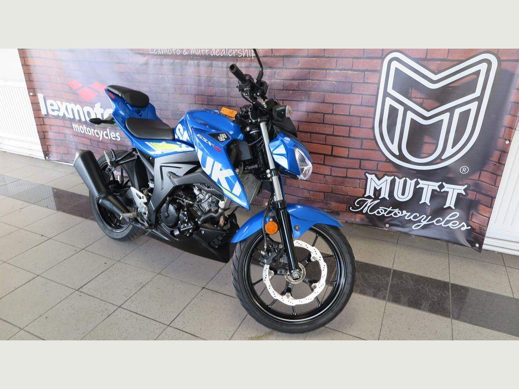 Suzuki GSX-S125 Naked 125 MotoGP