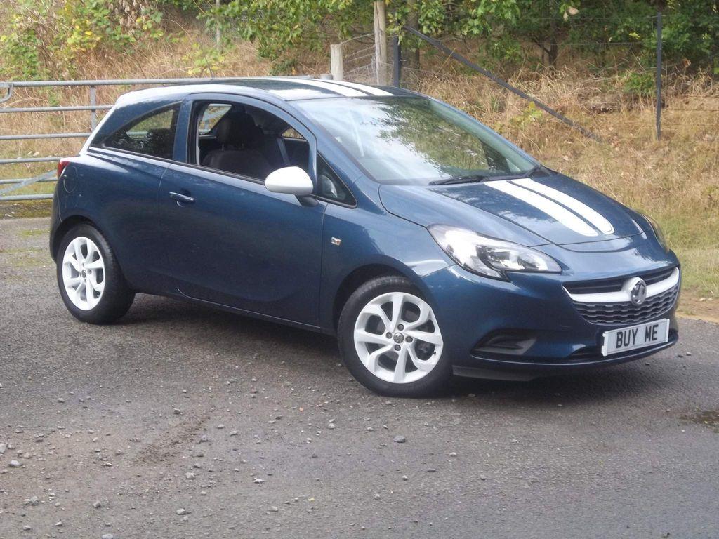 Vauxhall Corsa Hatchback 1.4i ecoTEC Sting 3dr