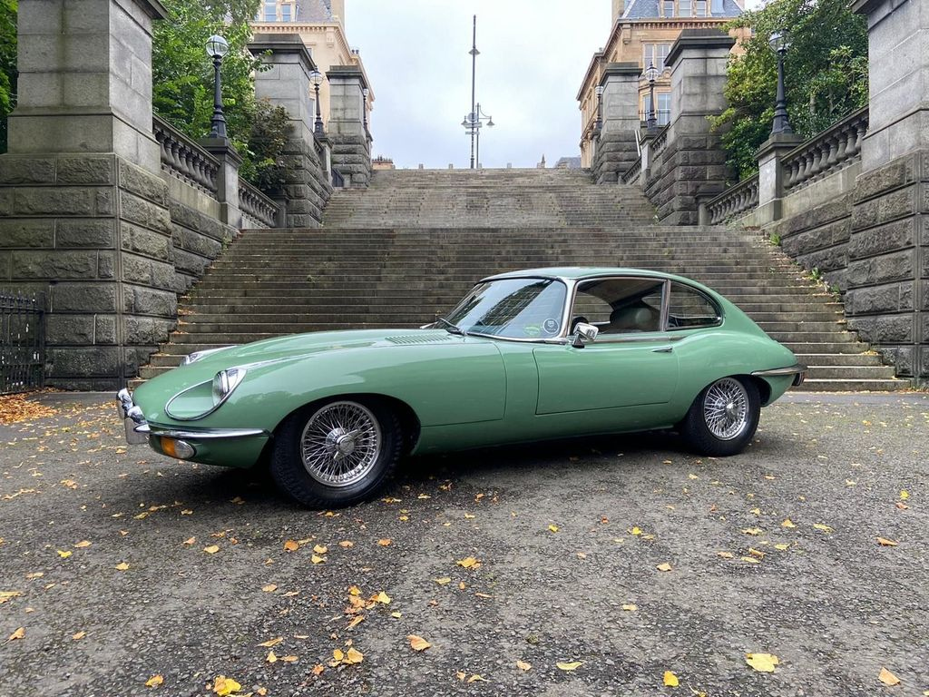 Jaguar E-Type Unlisted