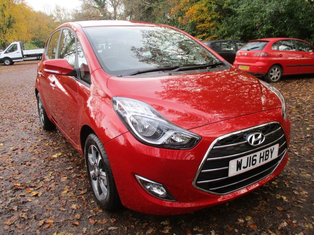 Hyundai ix20 Hatchback 1.6 SE Auto 5dr