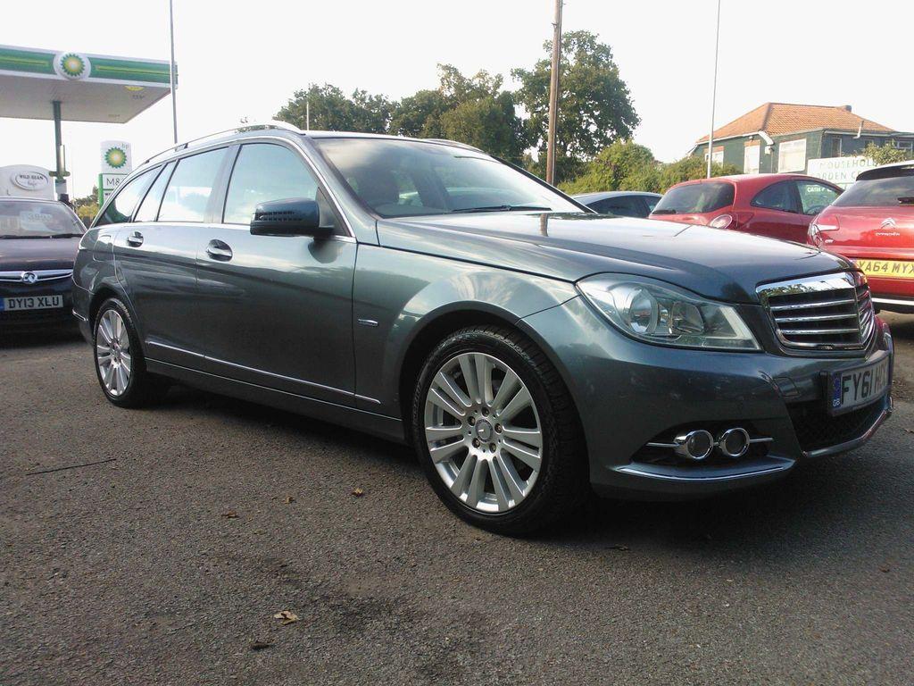 Mercedes-Benz C Class Estate 2.1 C200 CDI Edition Edition 125 G-Tronic 5dr