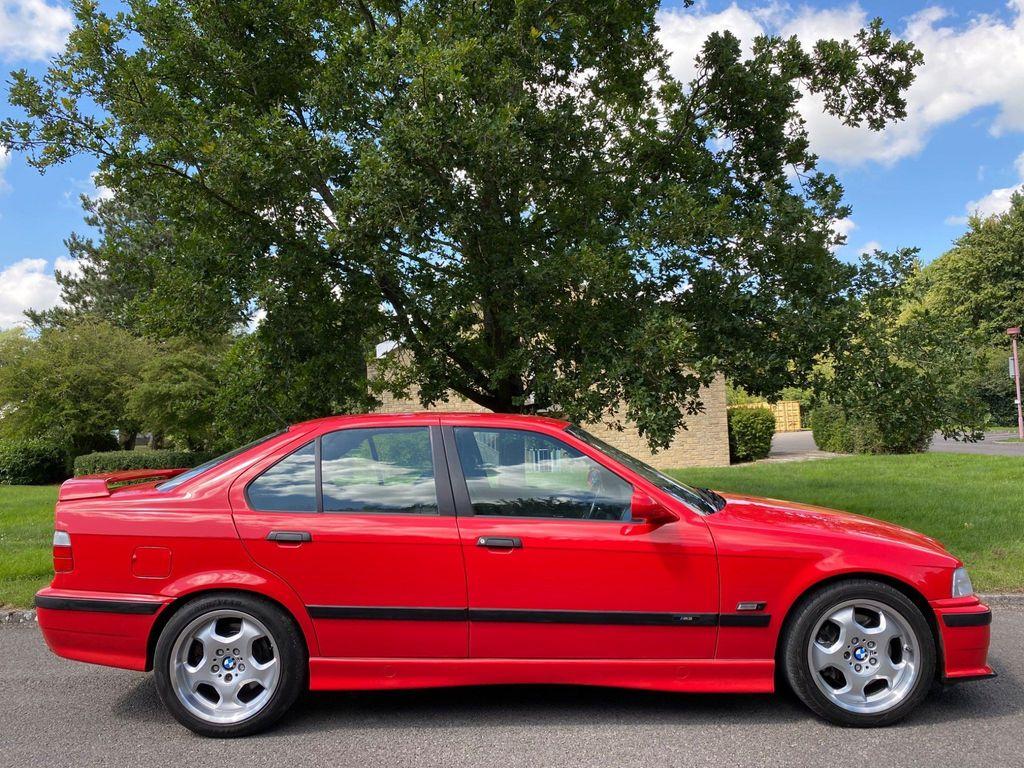 BMW M3 Saloon 3.0i 4dr