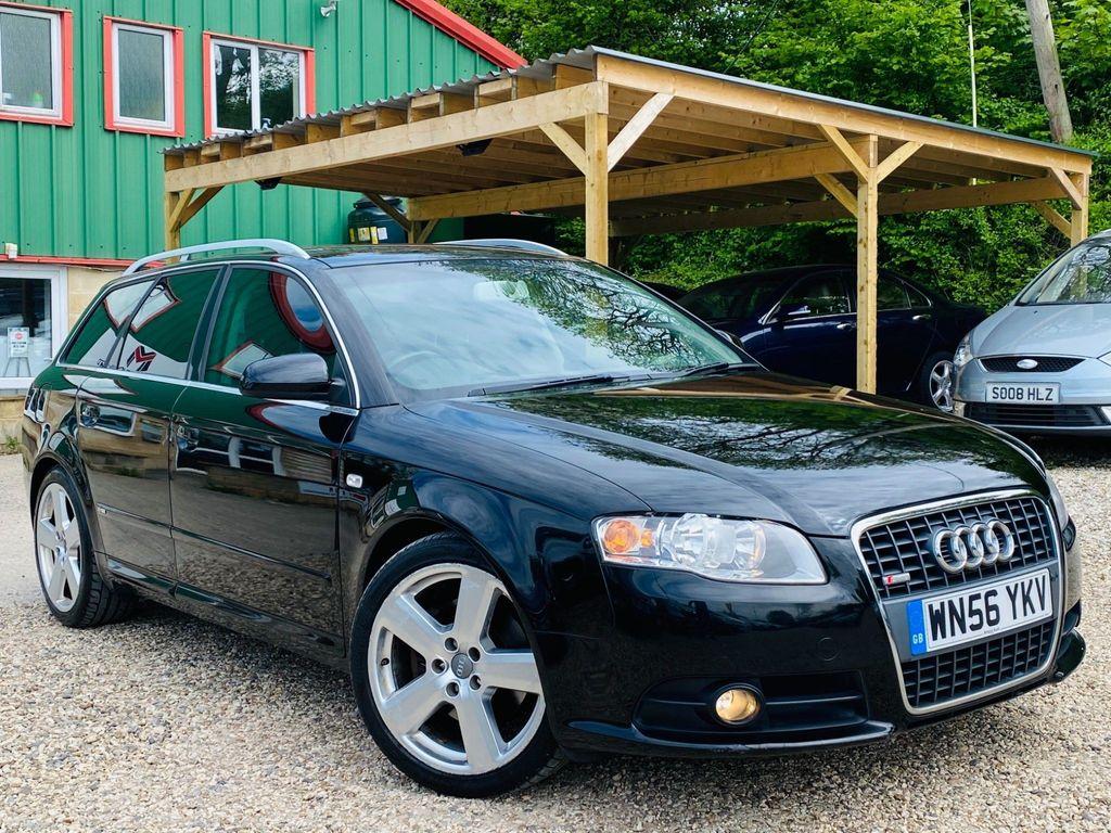 Audi A4 Avant Estate 1.8 T S line 5dr
