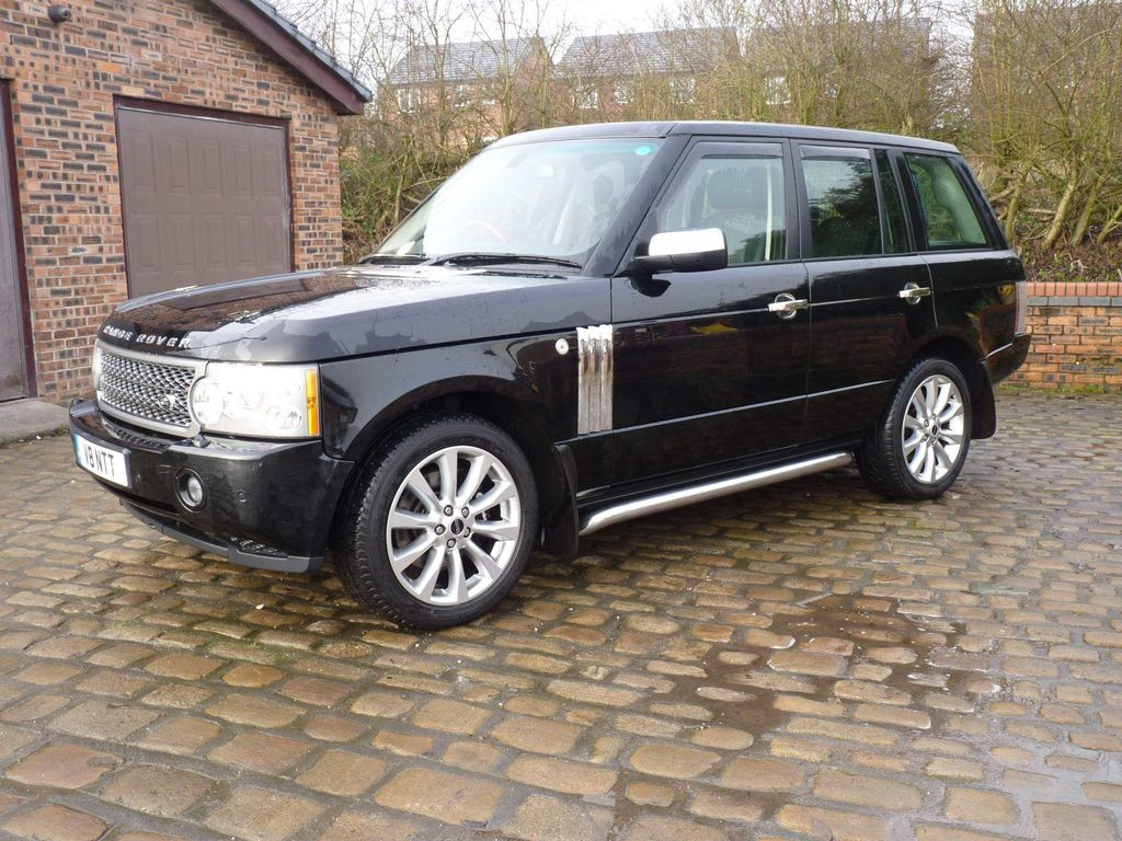 Land Rover Range Rover SUV 4.2 V8 Supercharged Autobiography 5dr