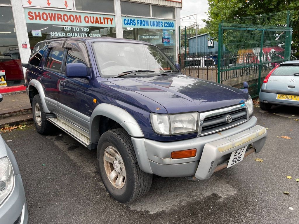 Toyota Hilux Pickup SURF 4 X 4 AUTOMATIC