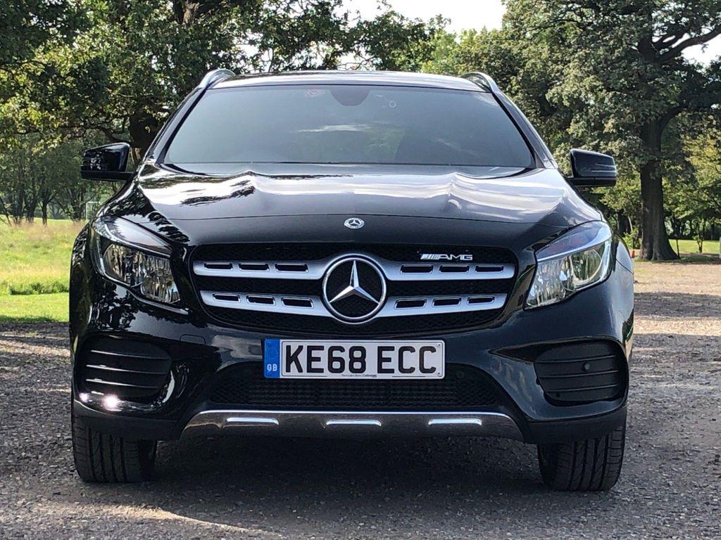 Mercedes-Benz GLA Class SUV 1.6 GLA200 AMG Line (s/s) 5dr