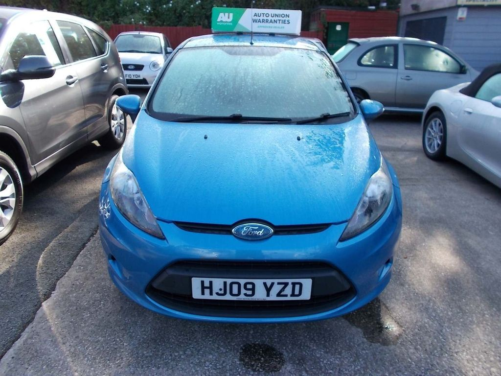 Ford Fiesta Hatchback 1.25 Style 3dr