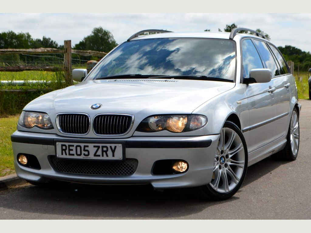 BMW 3 Series Estate 2.2 320i Sport Touring 5dr