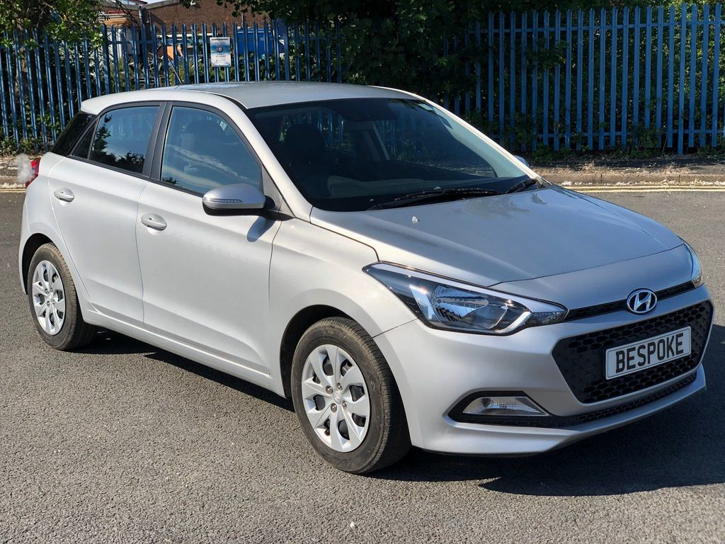Hyundai i20 Hatchback 1.2 S Air 5dr