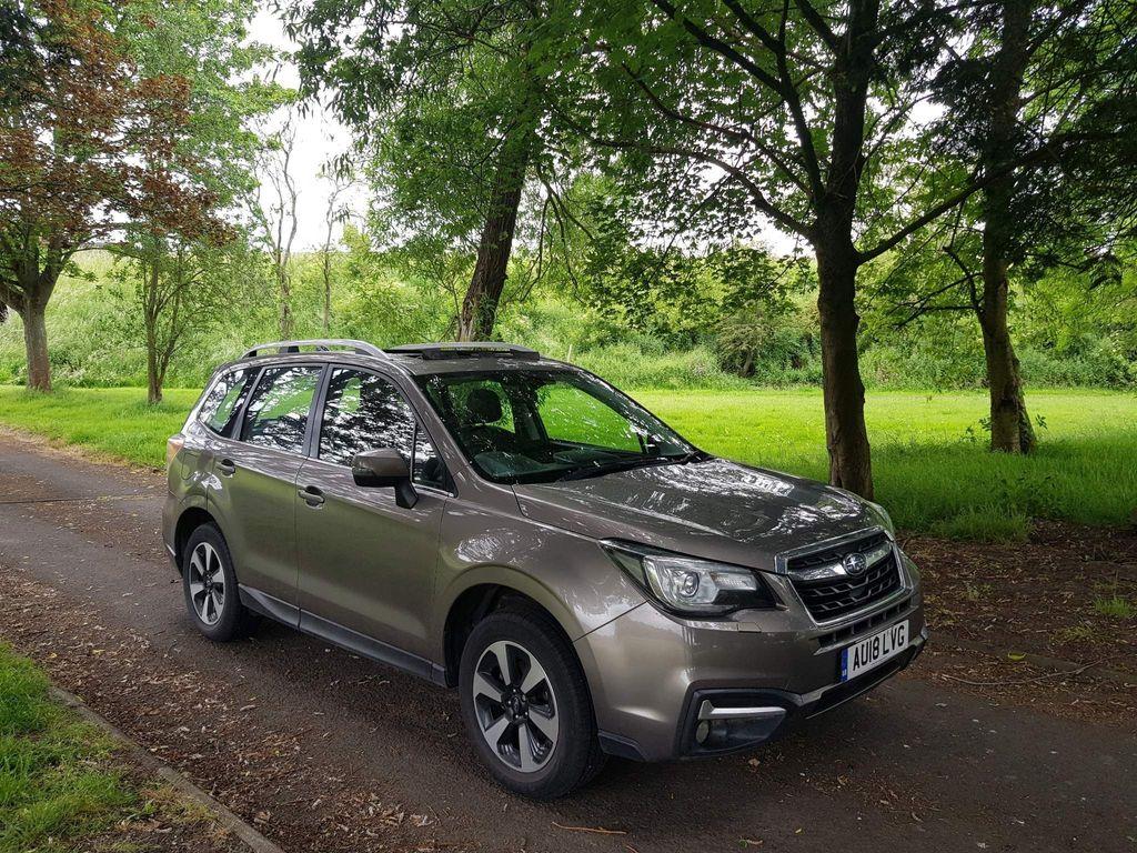 Subaru Forester SUV 2.0i XE Premium 4WD (s/s) 5dr