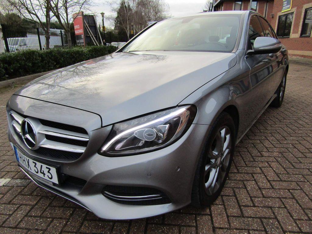 Mercedes-Benz C Class Unlisted 2.1 C 220 BLUETEC AUTO 4 DR