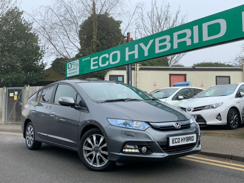 Honda Insight Hatchback 1.3 HX CVT 5dr