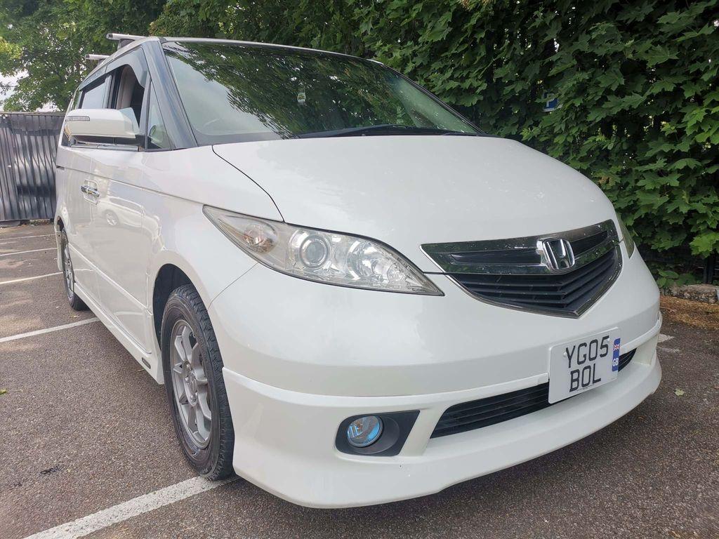Honda Elysion MPV 3.0 PETROL AUTOMATIC 8 SEATER AERO KIT
