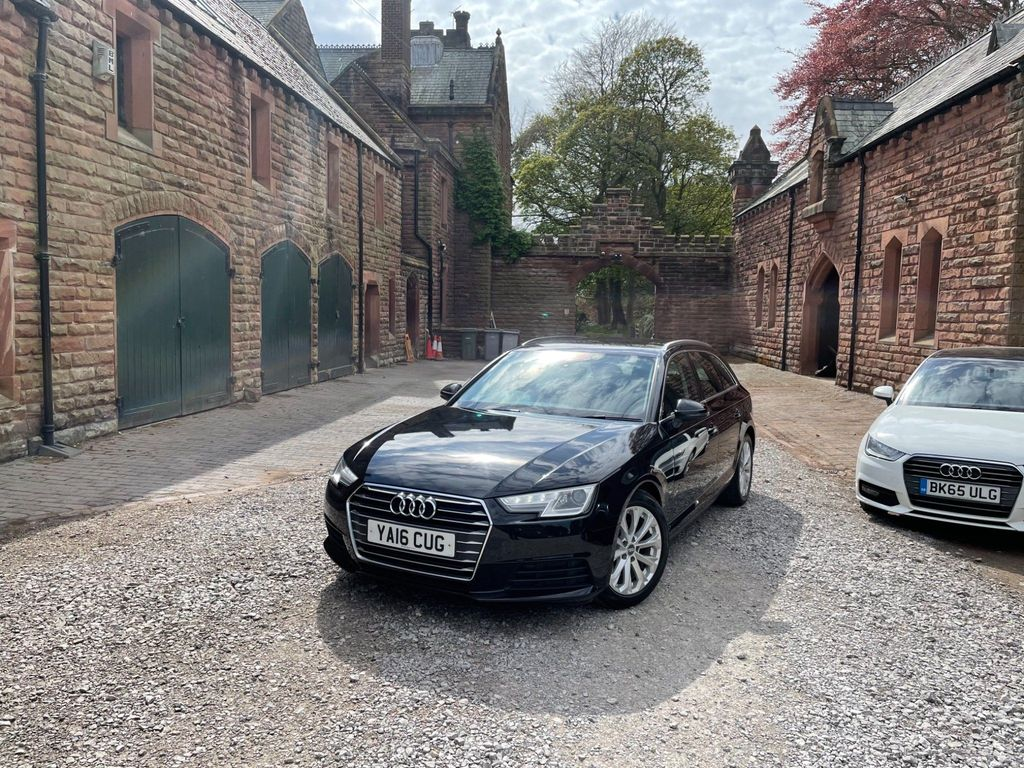 Audi A4 Avant Estate 2.0 TDI ultra SE Avant S Tronic (s/s) 5dr
