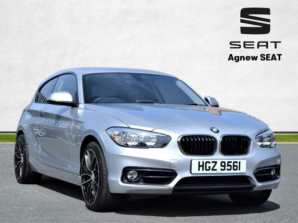 BMW 1 Series Hatchback 2.0 118d Sport Sports Hatch Auto (s/s) 3dr