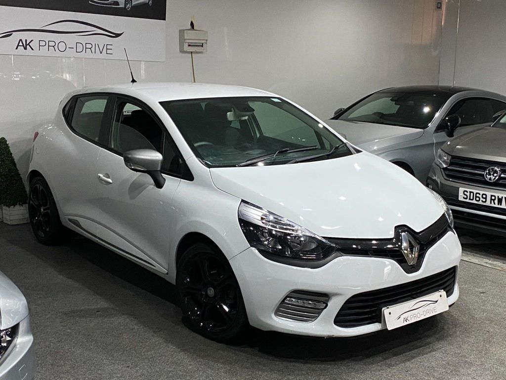 Renault Clio Hatchback 1.5 dCi ENERGY Dynamique S Nav (s/s) 5dr