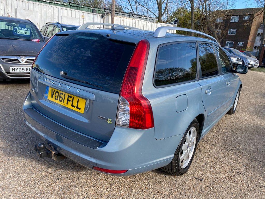 Volvo V50 Estate 1.6 D DRIVe ES (s/s) 5dr