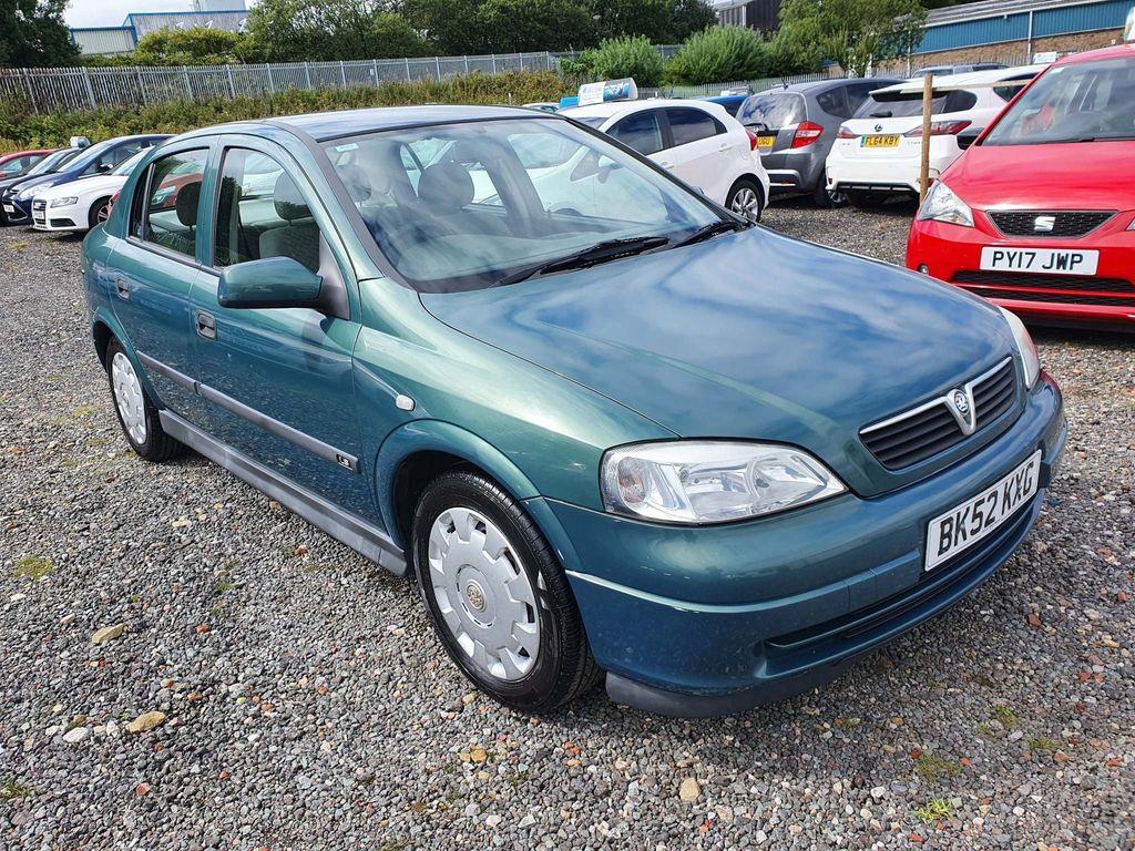 Vauxhall Astra Hatchback 2.0 DTi 16v LS 5dr