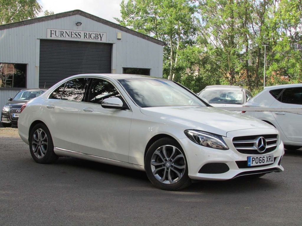 Mercedes-Benz C Class Saloon C300 h Sport (Premium Plus)