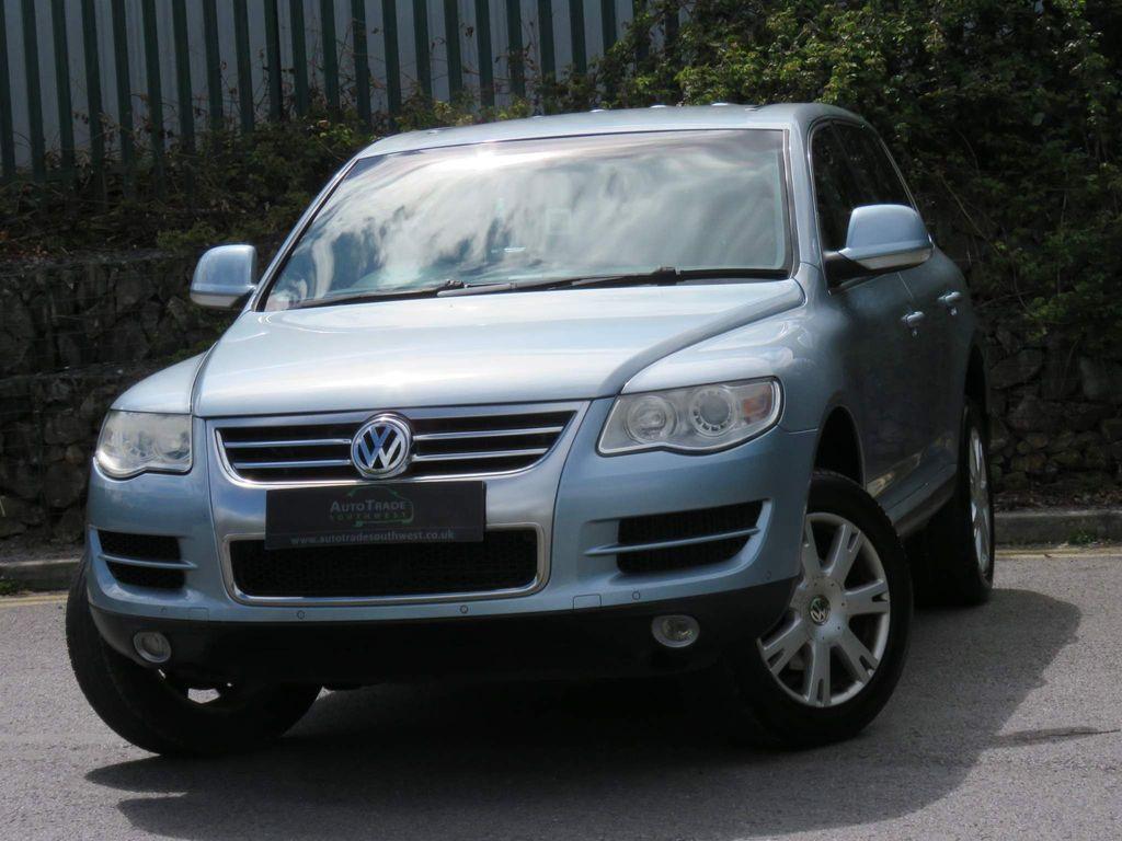 Volkswagen Touareg SUV 2.5 TDI DPF SE 5dr