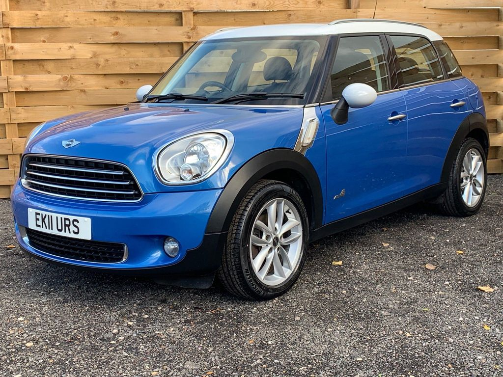 MINI Countryman Hatchback 1.6 Cooper (Chili) Hatchback 5dr Diesel Manual ALL4 (129 g/km, 112 bhp)