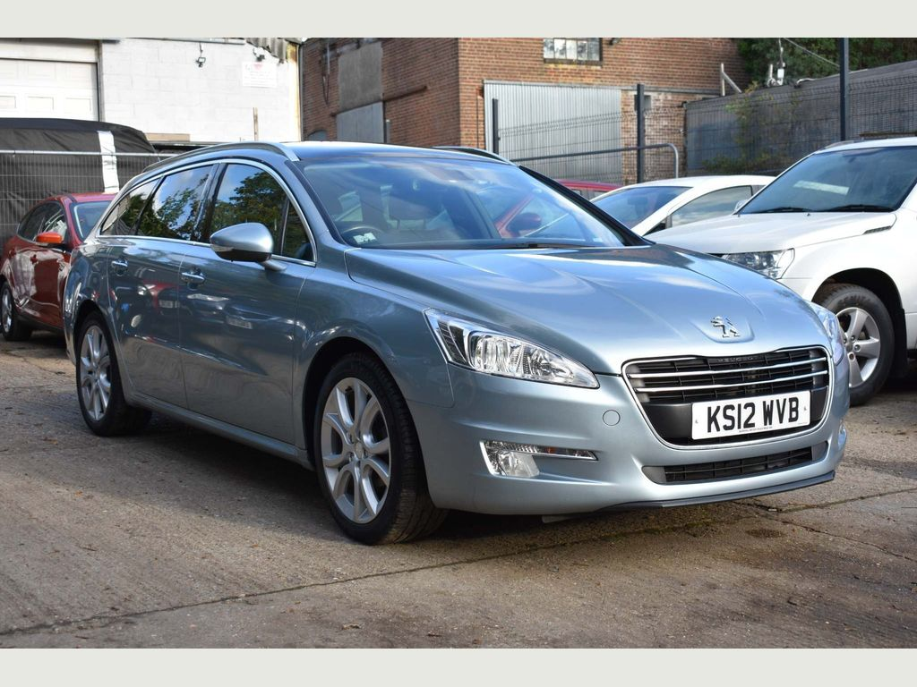 Peugeot 508 SW Estate 2.0 HDi FAP Allure 5dr