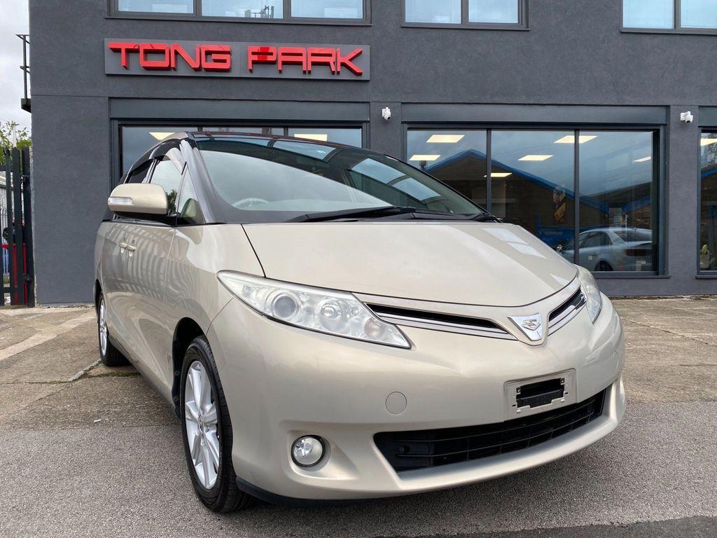 Toyota Estima MPV X 2.4 Petrol
