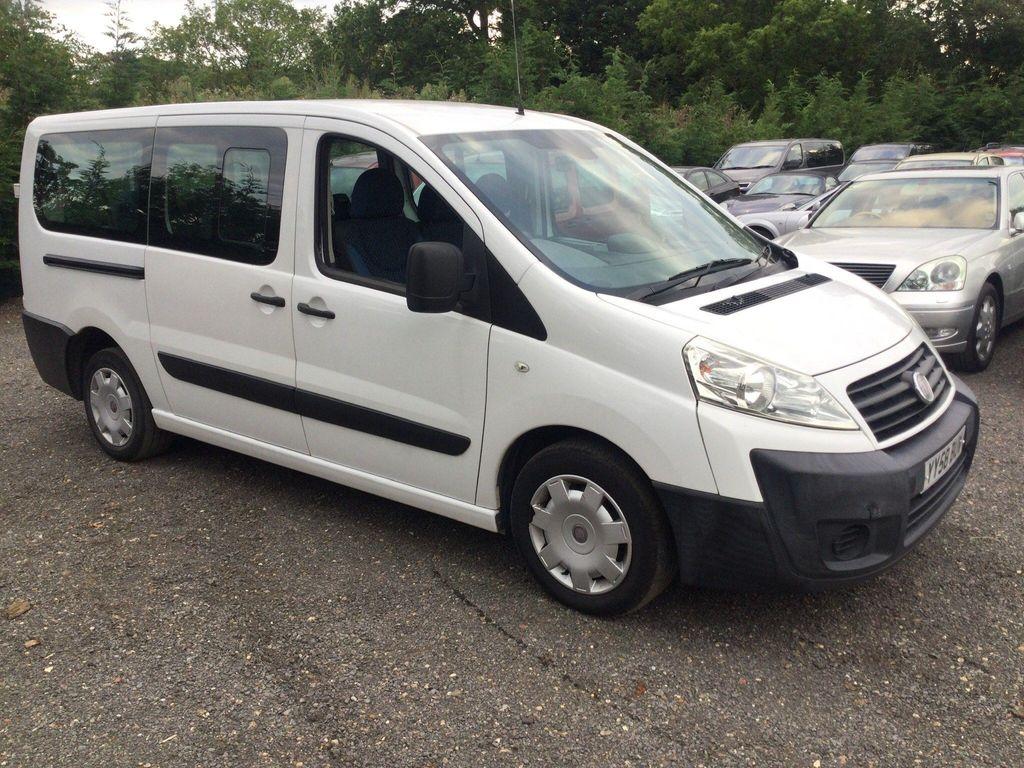Fiat Scudo Combi Van 2.0 JTD MultiJet 10Q L1 H1 5dr (6/9 Seats)