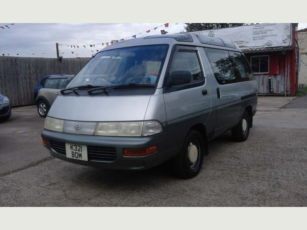 TOYOTA TOWNACE Estate {Edition unlisted}