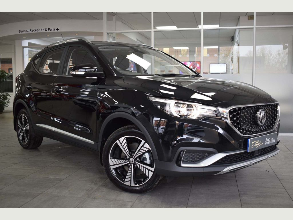 MG ZS SUV 44.5kWh Exclusive EV Auto 5dr