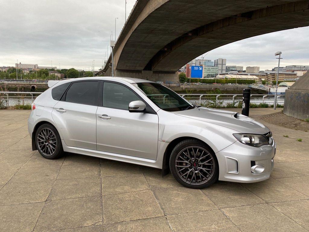 Subaru WRX STI Hatchback 2.5 STI Type UK AWD 5dr