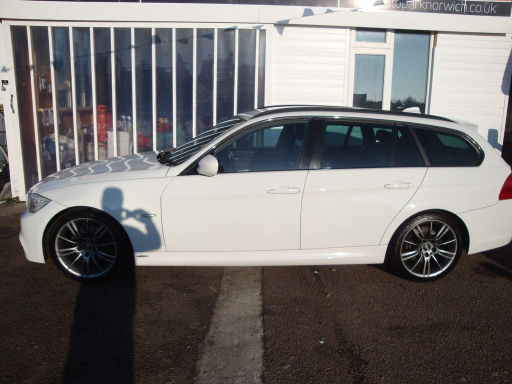BMW 3 Series Estate 2.0 318d Sport Plus Edition Touring 5dr