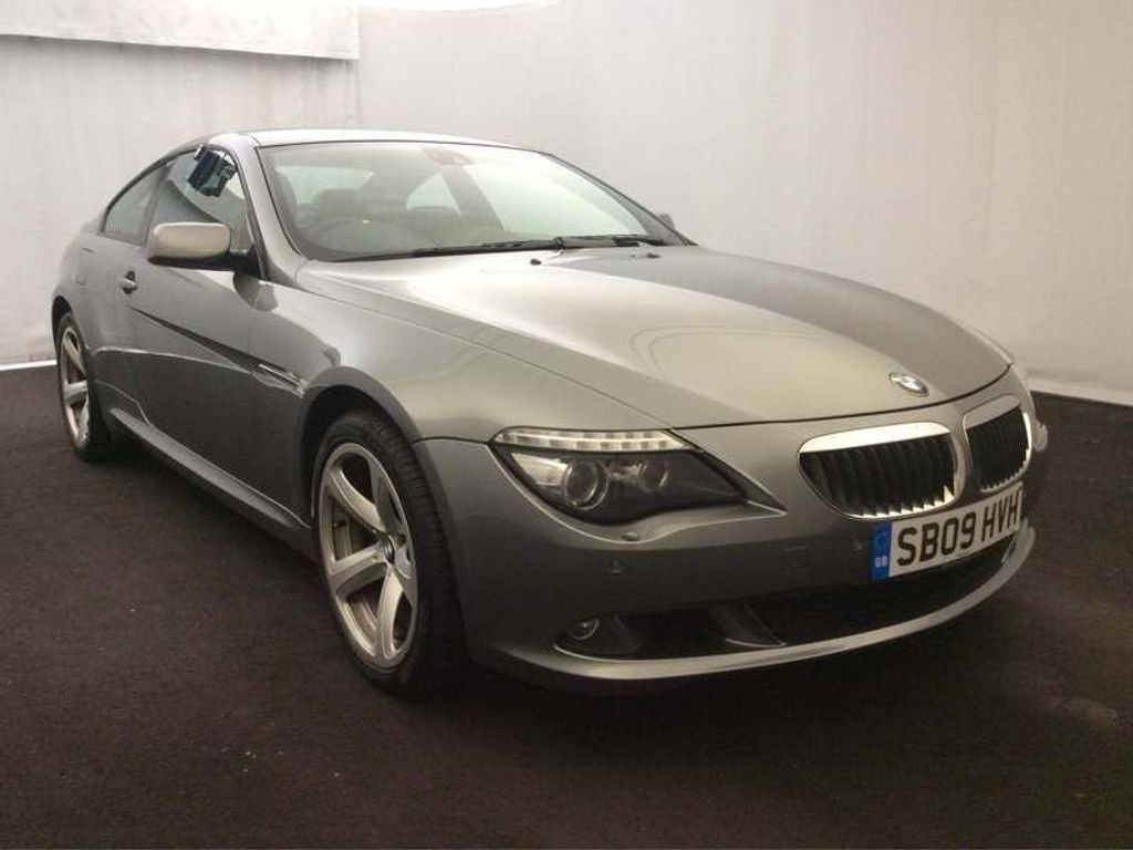 BMW 6 Series Coupe 3.0 635d Sport 2dr