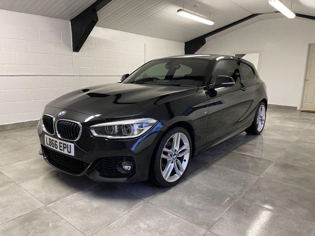 BMW 1 Series Hatchback 1.5 118i M Sport Auto (s/s) 3dr