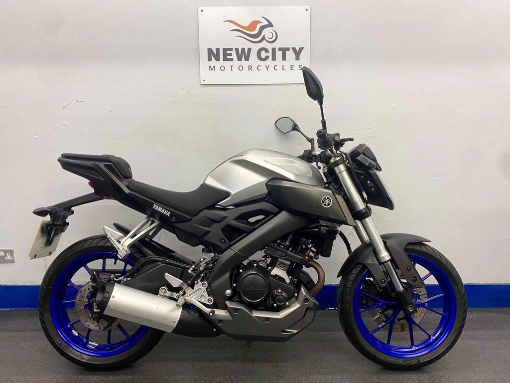 Yamaha MT-125 Naked 125