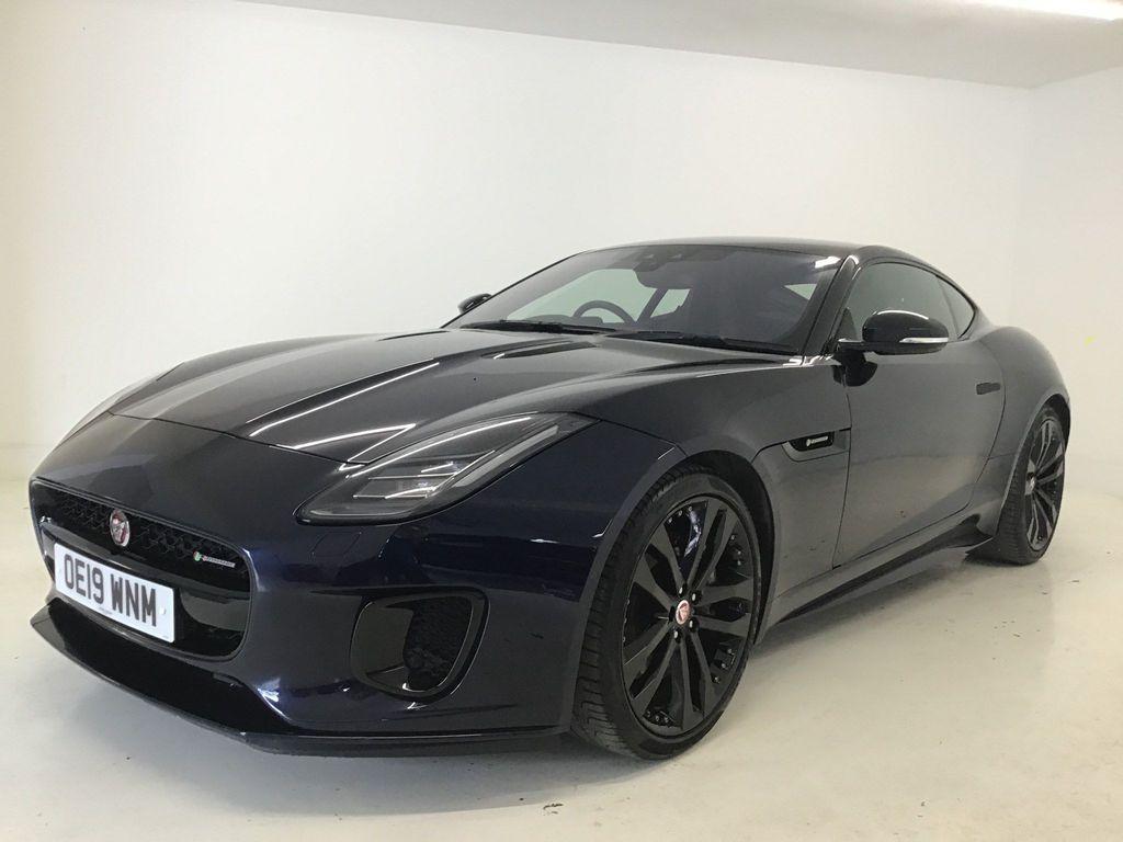 Jaguar F-Type Coupe 2.0i GPF R-Dynamic Auto (s/s) 2dr