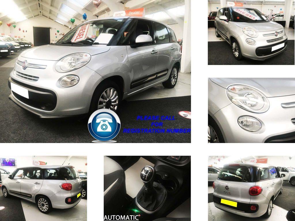 Fiat 500L MPV 1.3 MultiJet Pop Star MPW Dualogic (s/s) 5dr (7 Seats)