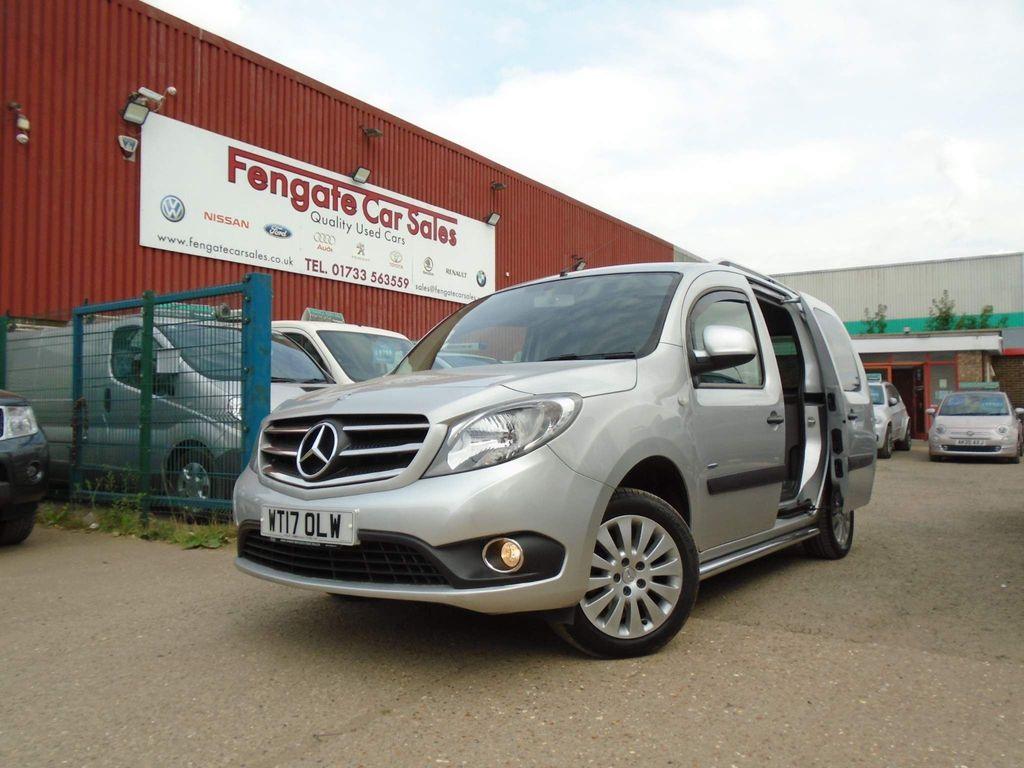 Mercedes-Benz Citan Panel Van 1.5 111 CDi BlueEFFICIENCY Sport L2 EU6 (s/s) 5dr